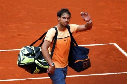 Nadal starts clay-court preparations