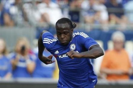 Moses adds to Chelsea woes