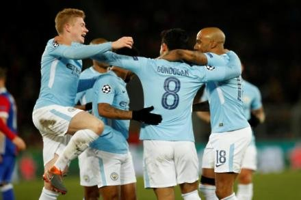 Gundogan stars in City rout