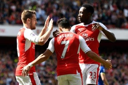 Welbeck to face Hammers