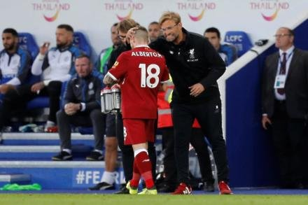 Moreno missing for derby showdown
