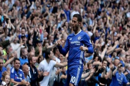 Hazard doubts Ballon d'Or chances