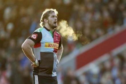 Wallace blow for Quins