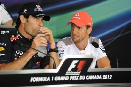 Webber questions Button's commitment