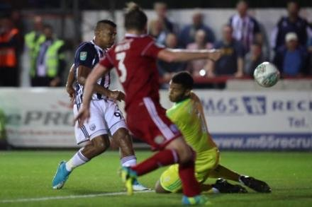 Baggies chief happy to avoid slip-up