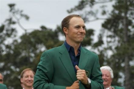 Spieth steps up Masters preparation