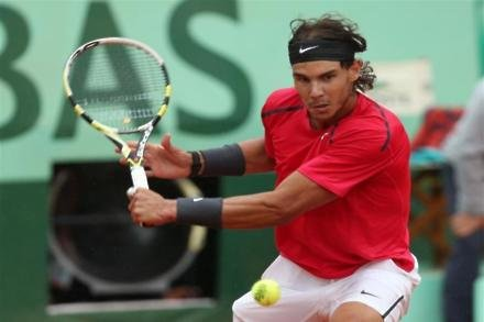 Nadal eager to carry flag in Rio