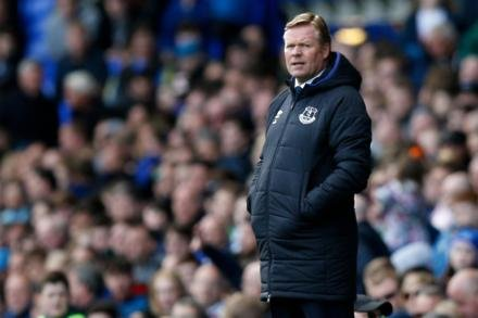 Koeman to field unchanged squad