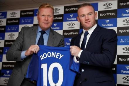 Rooney expected to face United