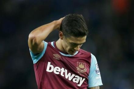 Hammers star a wanted man