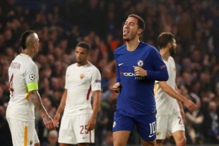 Conte allays Hazard injury fears