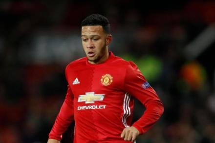 Depay expected to leave Utd