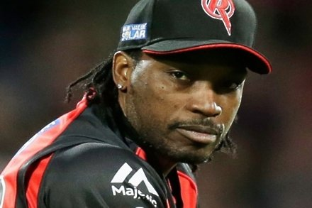 Gayle: Media trying to tarnish my brand