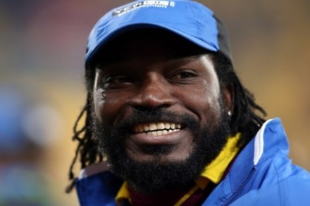 Gayle compares himself to Zlatan, Ronaldo