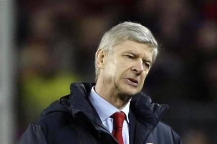 Form goes out of the window - Wenger