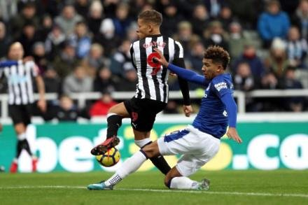 Holgate happy with Everton contribution