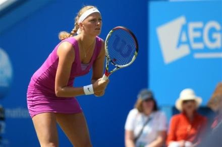 Kvitova makes winning return