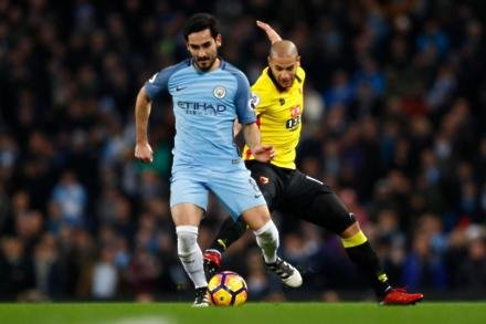 Gundogan set for City start