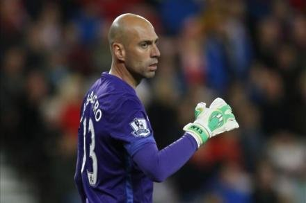 Caballero prepared for PSG test