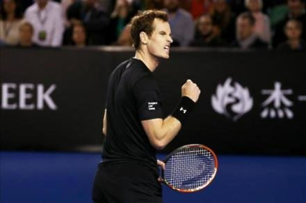 Murray into last four