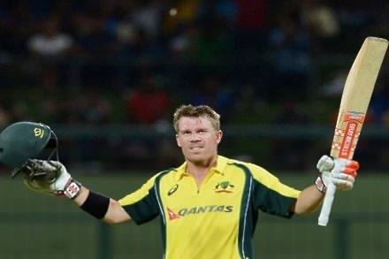 Warner on the rise but Oz lose big points