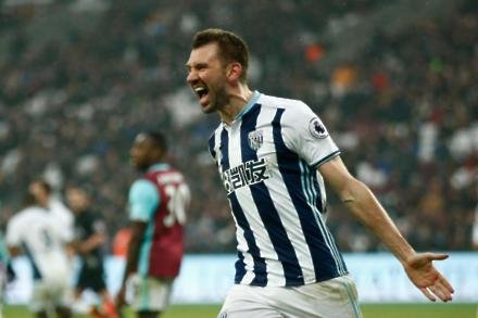 McAuley targets Baggies return