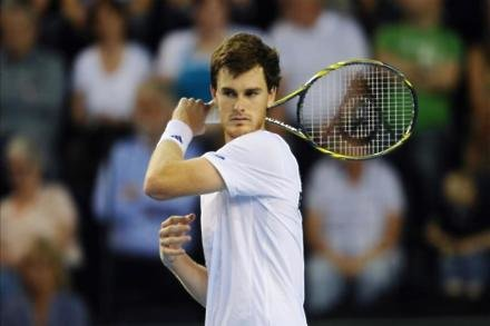 Murray happy with Olympic chance