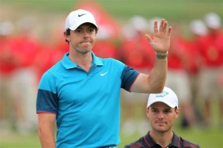 McIlroy edges out Na