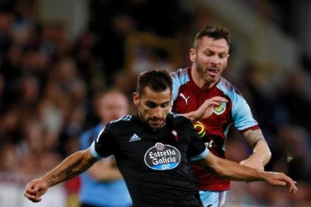 Bardsley adds to Clarets' injury woes