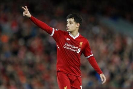 Klopp concedes Coutinho had to leave