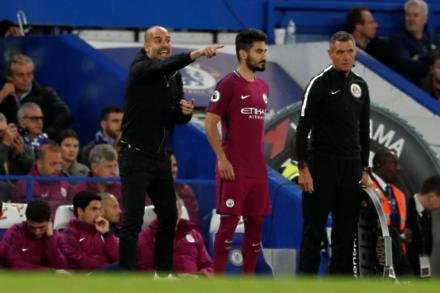 Gundogan wary of tough Potters test