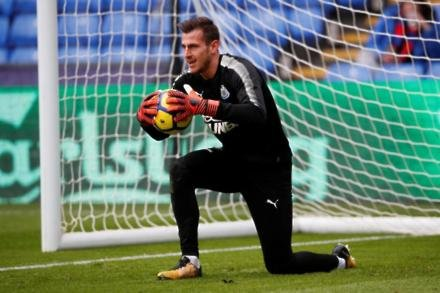 Dubravka targets permanent Newcastle switch