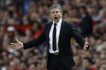 Puel feeling hard done by