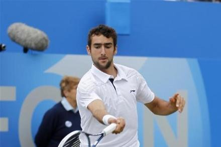 Cilic takes confidence from Djokovic scalp