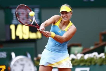 Kerber pleased with Melbourne progress