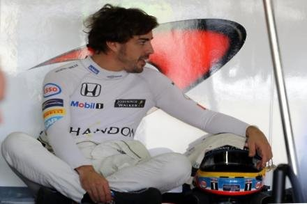 Alonso fully focused on McLaren