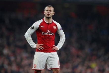 Wilshere makes Three Lions pledge
