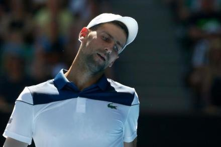 Players pushed to the limit - Djokovic
