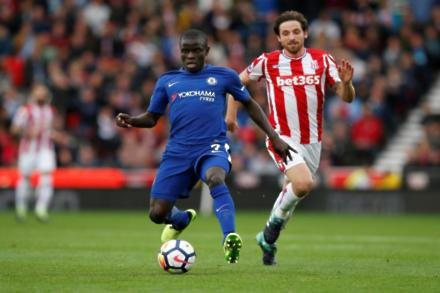 Conte backs Kante for top award