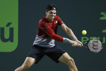 Raonic and McEnroe part ways