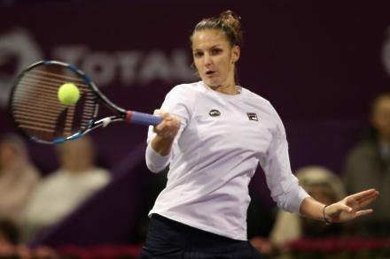Pliskova sacks coach Kotyza