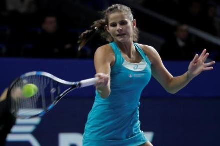 Goerges ends trophy drought