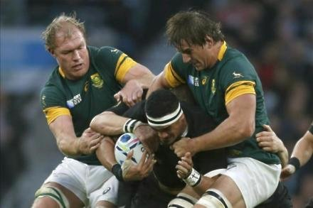 We will take draw - Etzebeth