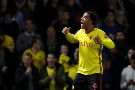 Hornets fortunate admits Deeney
