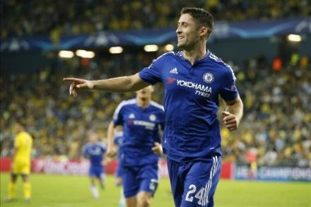 Cahill reveals his suggestion to Conte