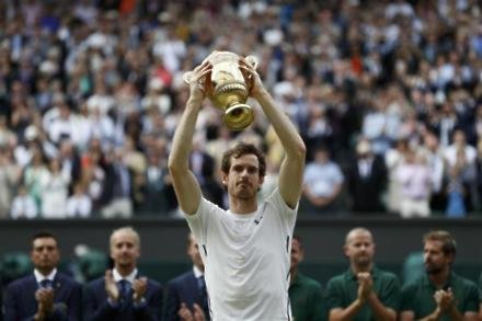 Tricky Wimbledon draw for Murray