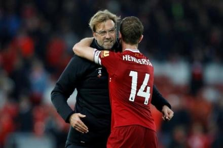 Henderson eager for Liverpool to kick on