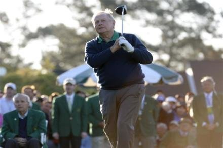 Nicklaus gives America backing