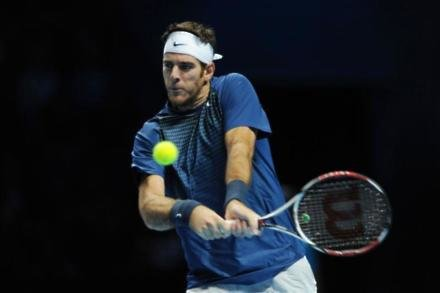 Del Potro making good progress