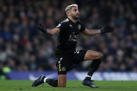 Mahrez to miss City clash